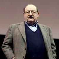 El escritor italiano murió a los 84 años. Foto:Getty Images