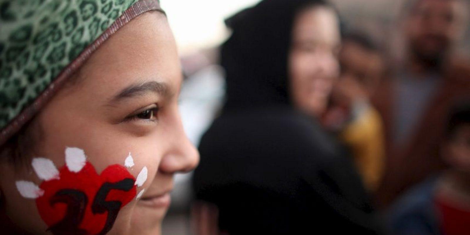3. La gran mayoría de los niños encarcelados no ha cometido delitos graves. Foto:Getty Images