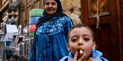 1. Más de un millón de niños son detenidos a través de los sistemas judiciales de todo el mundo Foto:Getty Images