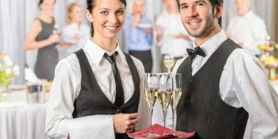 Catering y Hoteleria Foto:Shutter