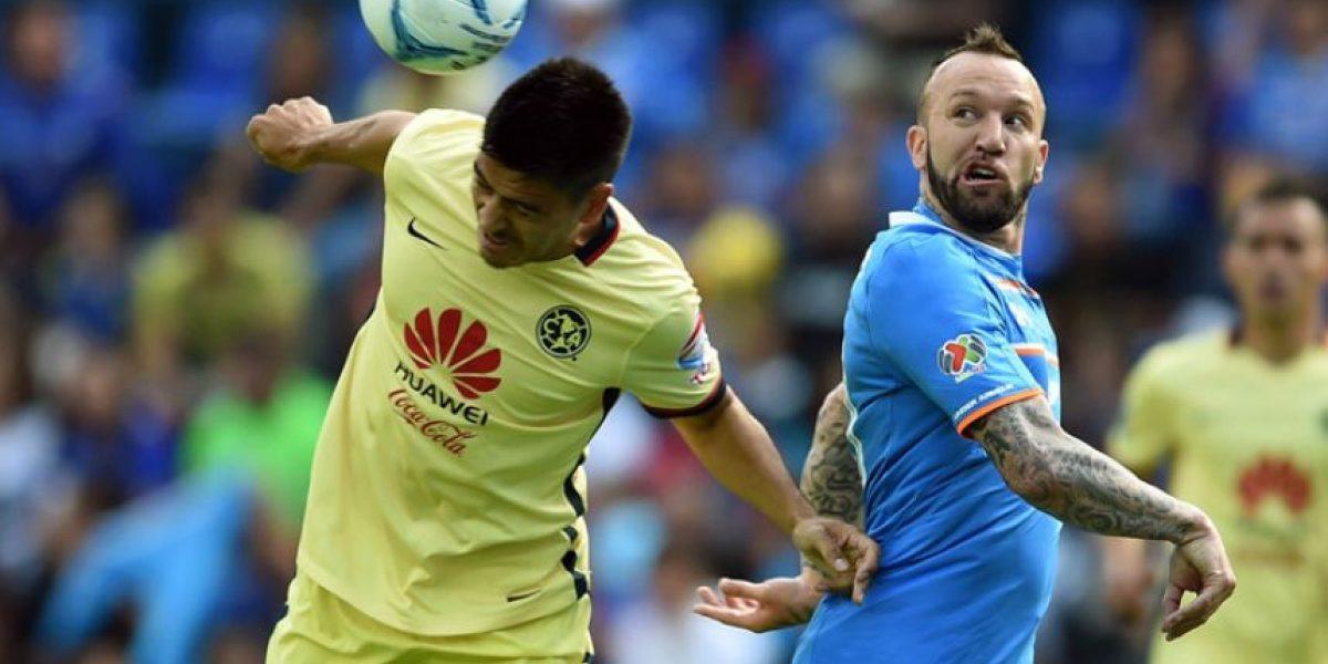 Resultado del clásico joven América vs. Cruz Azul, Torneo Clausura 2016