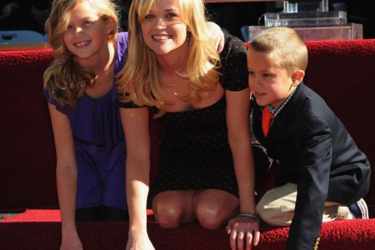 Reeese Witherspoon y su hija Ava Foto:Getty Image
