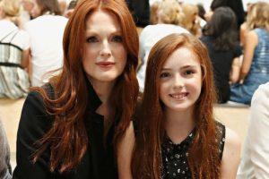 Julianne Moore y Liv Foto:Getty Image