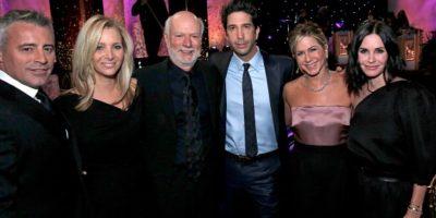 El elenco se reunirá de nuevo. Foto:Getty Images