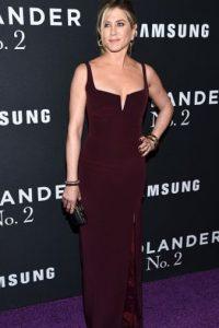 Con esos papeles a Aniston le ha ido bien en toda su carrera. Foto:Getty Images