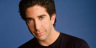 "David Schwimmer era ""Ross"". Foto:vía NBC"