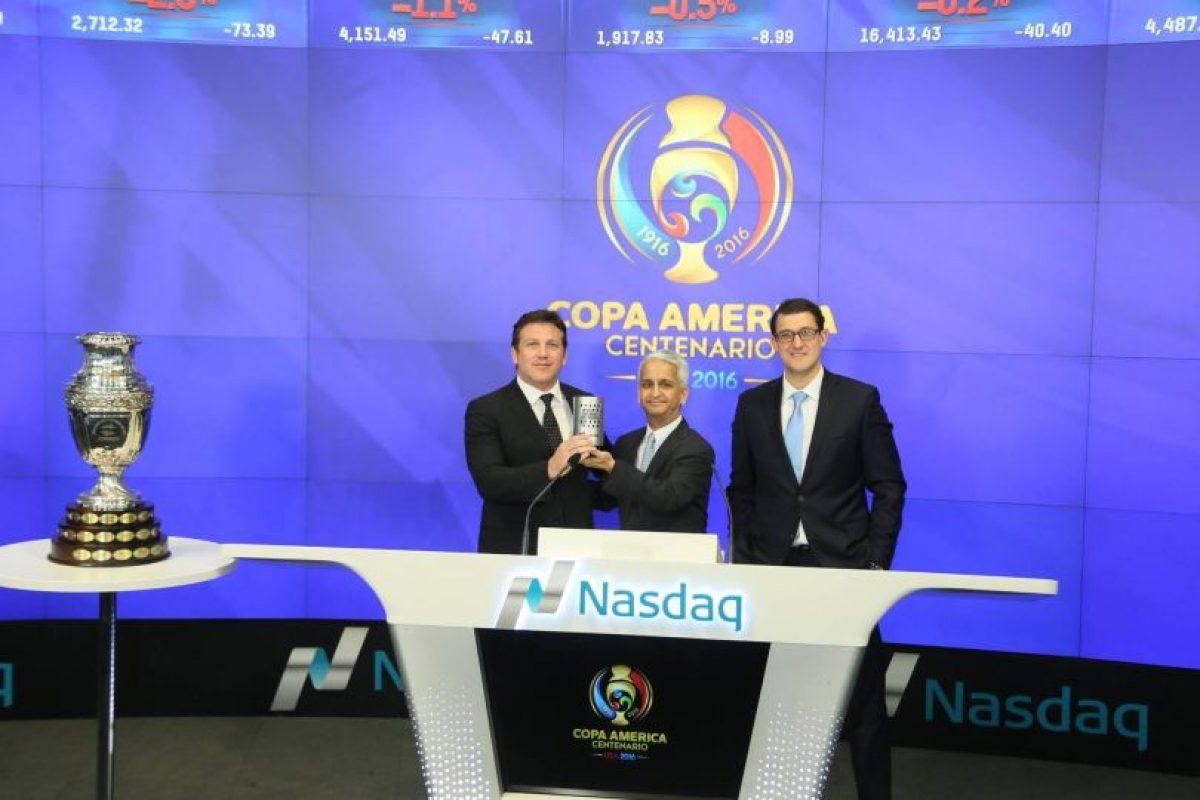 Foto:Cuenta en Facebook de Copa América Centenario