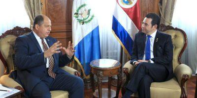 El presidente Morales resalta a los guatemaltecos con este video