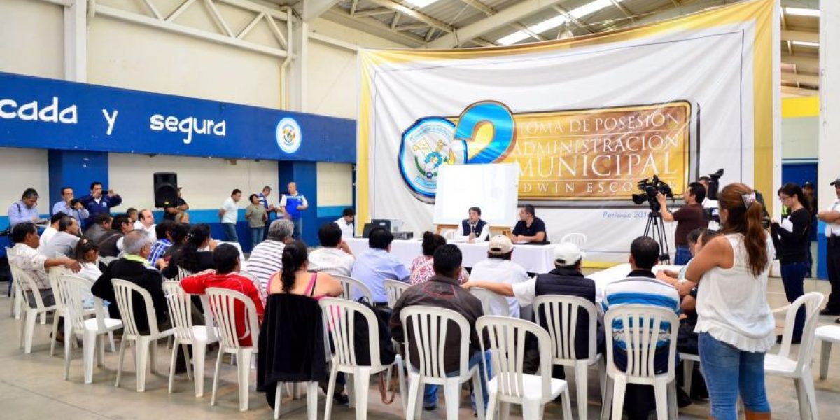 Tras protestas, alcalde de Villa Nueva pide propuestas para tarifa de agua