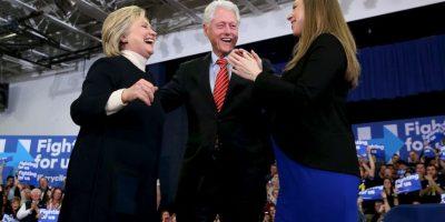 Su matrimonio con Hillary Clinton continuó y actualmente se dedica apoyar la carrera política. Foto:Getty Images