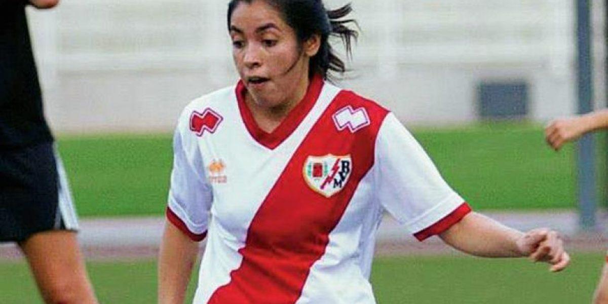 Gol de Ana Lucía Martínez con el Rayo Vallecano vs Oviedo Moderno, febrero 2016