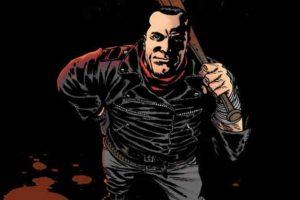 Negan es uno de los villanos más sanguinarios en The Walking Dead. Foto:@IGNLatam