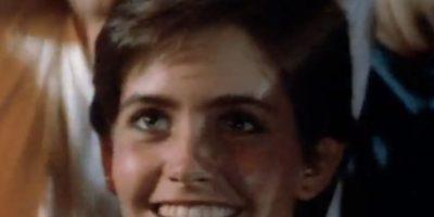 Su rostro fue uno de los más hermosos de los 80. Foto:vía VEVO/Bruce Springsteen