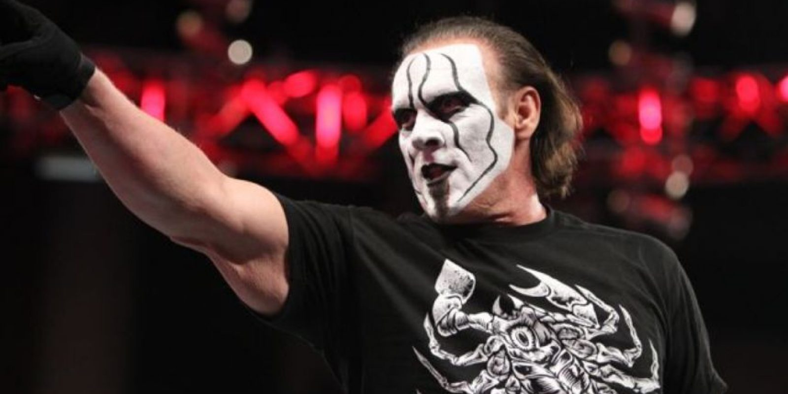 """Pero el """"Ícono"""" también está lesionado Foto:WWE"""
