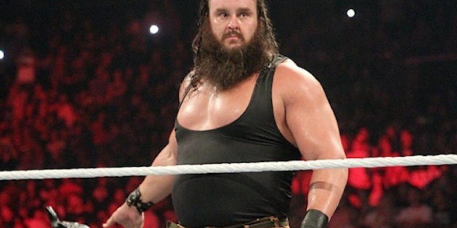 Es miembro de la Familia Wyatt Foto:WWE