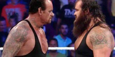 """Durante un tiempo """"sonó"""" una pelea contra Braun Strowman Foto:WWE"""