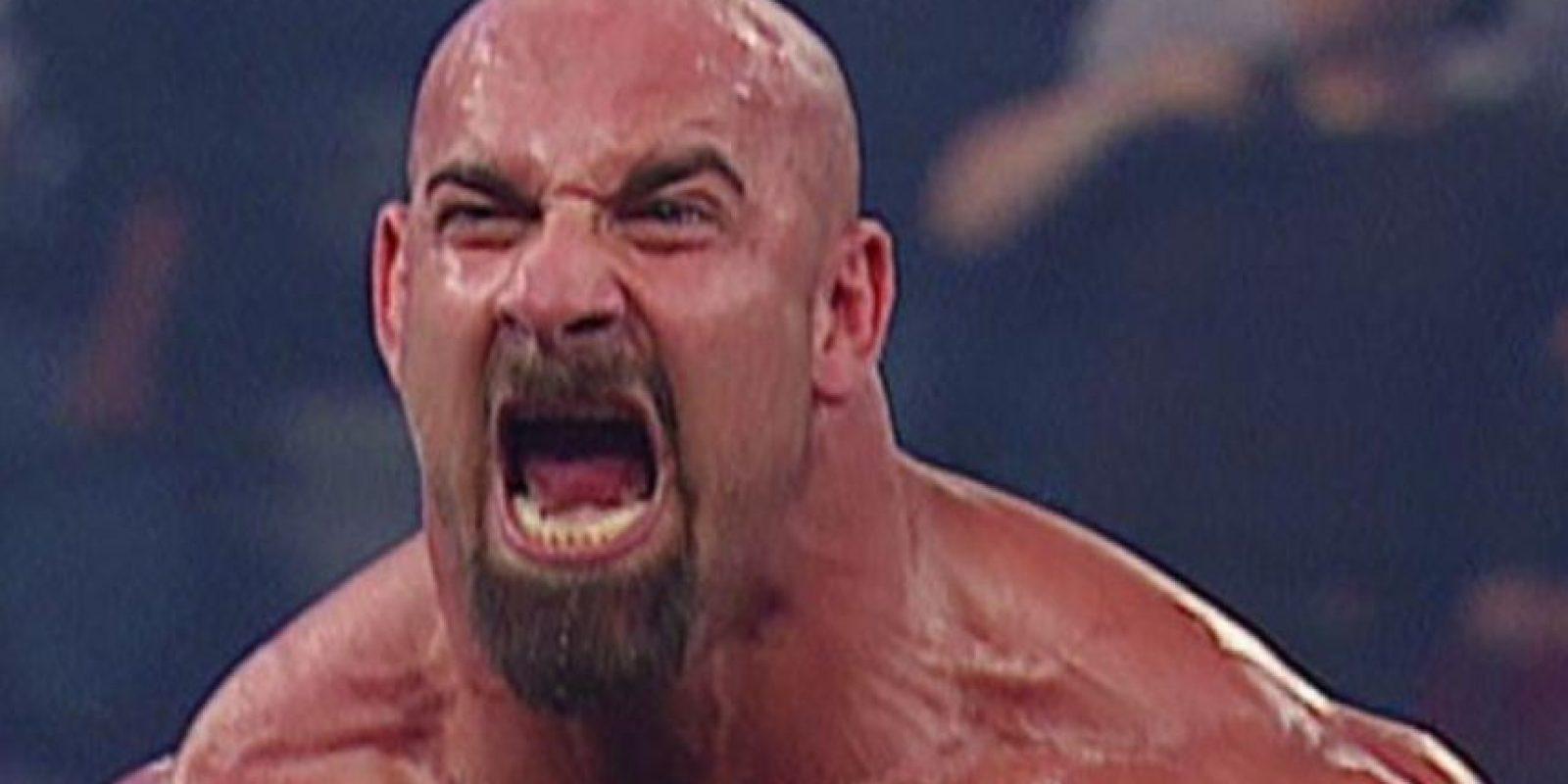 """También podría enfrentar al """"Taker"""" Foto:WWE"""