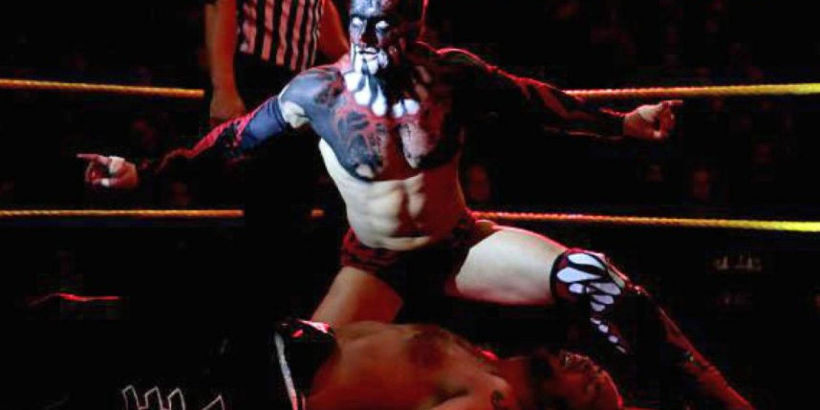 Como Finn Balor Foto:WWE