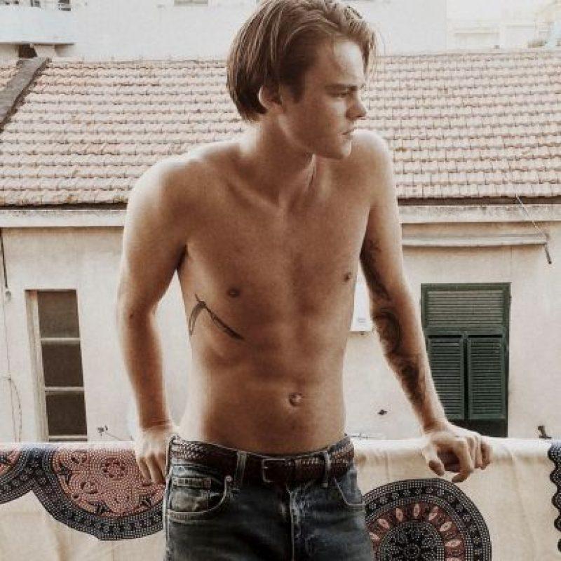 """Pero su parecido con el protagonista de """"The Revenant"""" le ha dado más popularidad. Foto: vía instagram.com/konradannerud"""