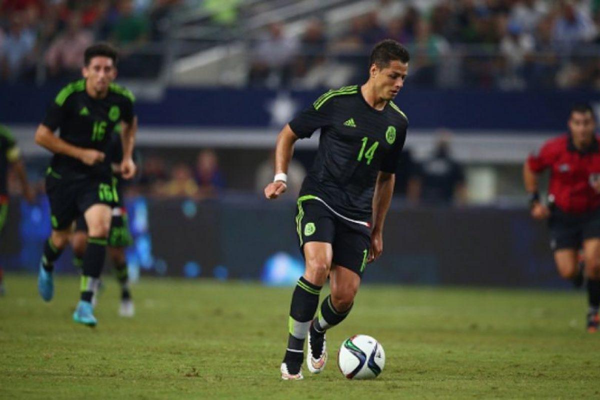 GRUPO C: México. Foto:Getty Images