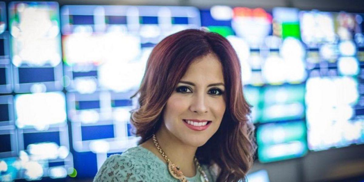 Adriana Monsalve, la presentadora del sorteo de la Copa América