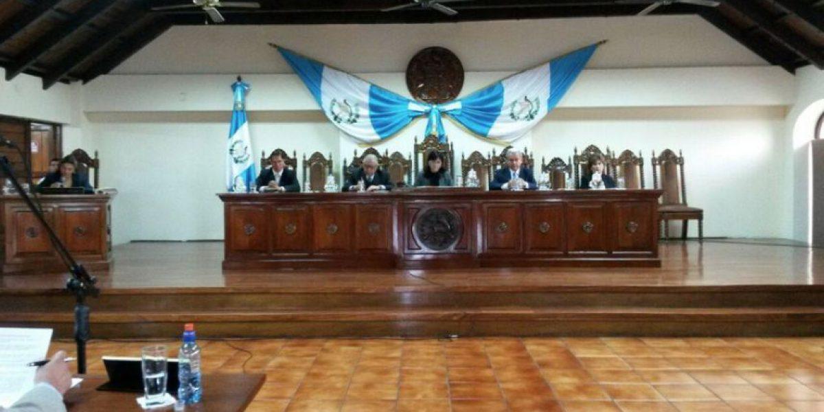 Se acerca el último día para postularse para integrar la nueva Corte de Constitucionalidad