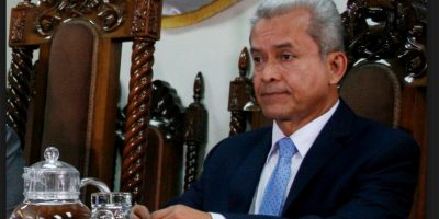Hector Pérez, actual magistrado. Foto:Cortesía