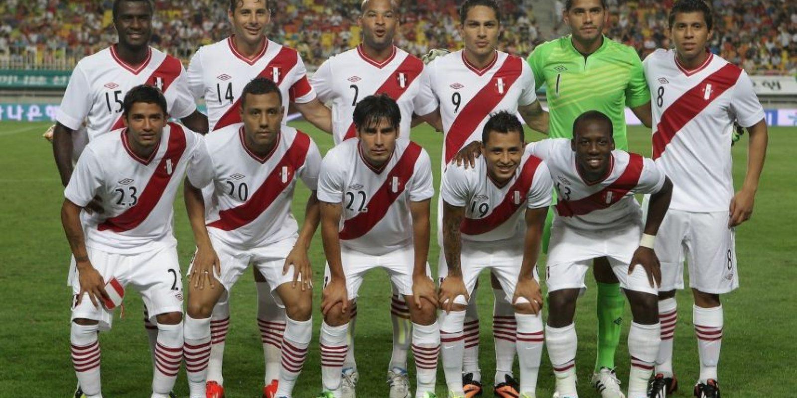Perú. Foto:Getty Images