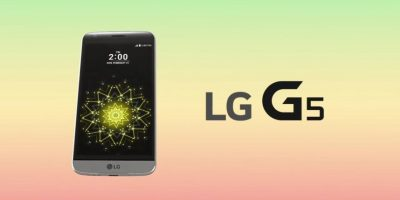 LG G5: Así luce el nuevo smartphone modular de la empresa surcoreana