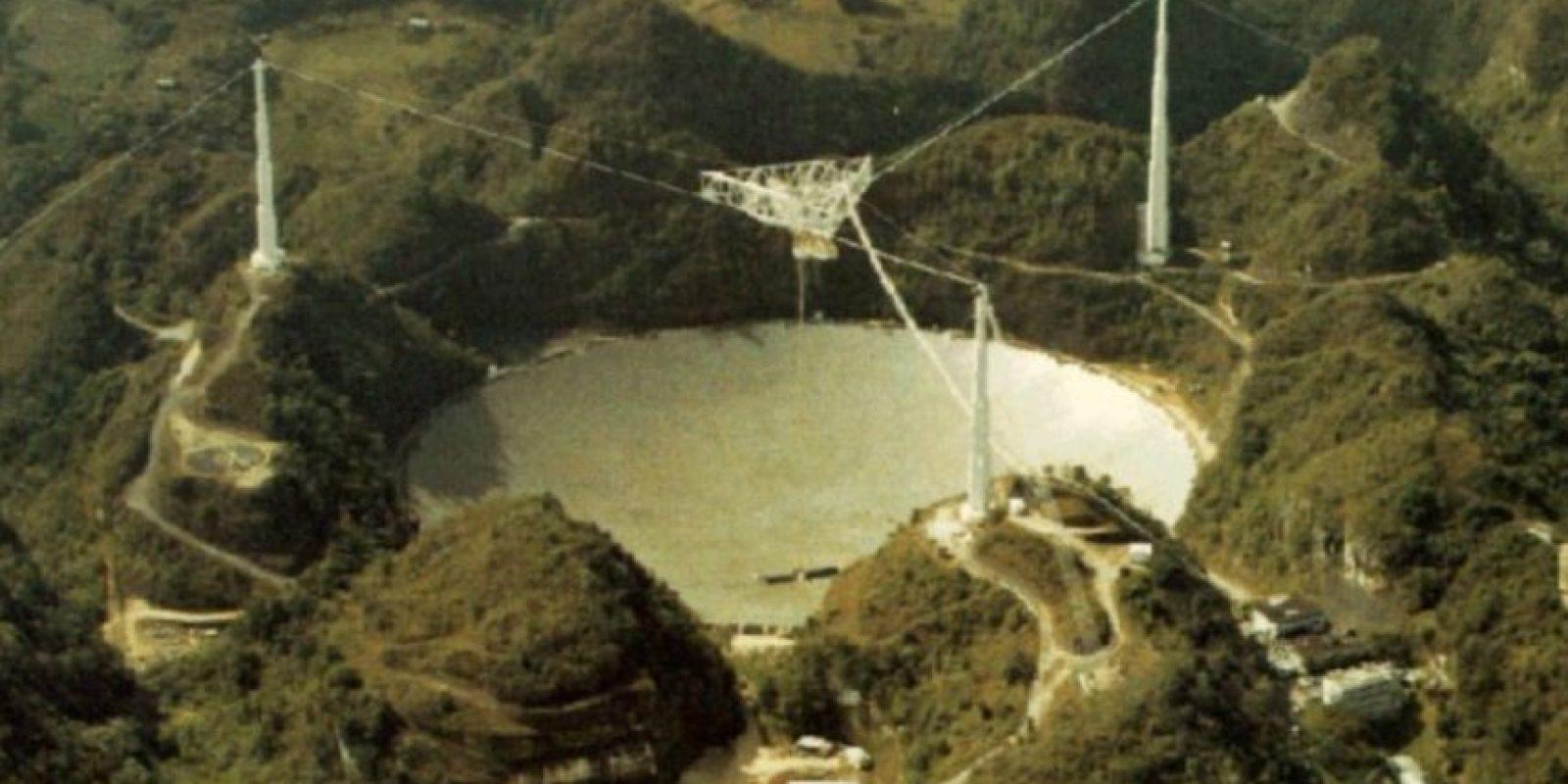 Se espera que el Telescopio de Apertura Esférica de 500 metros (FAST) esté terminado en 2016. El reflector del telescopio tendrá 500 metros de diámetro superando al que se ubica en Arecibo, Puerto Rico, que tiene 200 metros de diámetro. Foto:Twitter @_FaisalArief