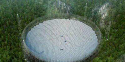 2. China también buscará vida extraterrestre con nuevo proyecto Foto:Twitter @_FaisalArief