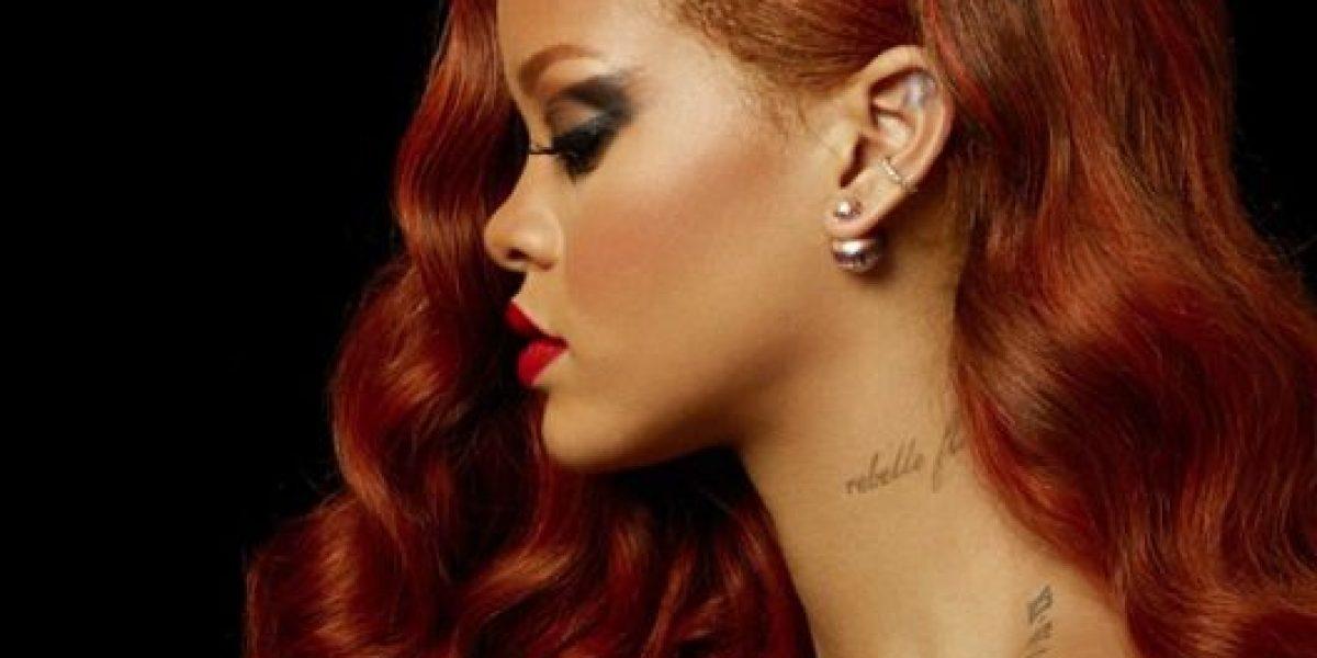 Rihanna celebró sus 28 años bailando twerking