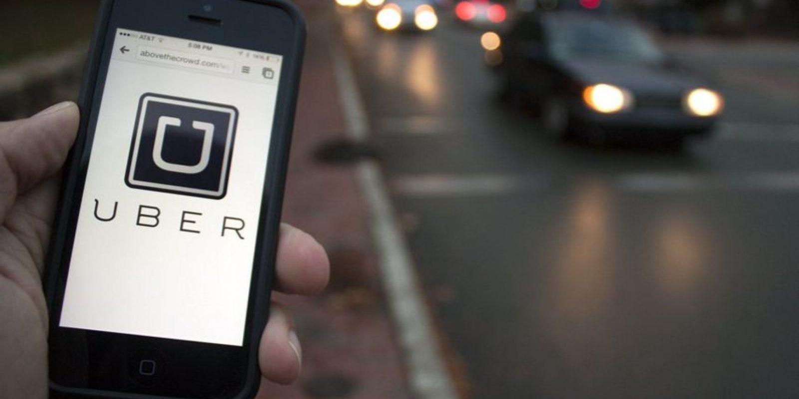 El autor de los tiroteos trabajó como chofer del servicio Uber. Foto:Twitter