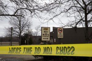 Al menos seis personas murieron en una serie de ataques en Kalamazoo, Míchigan. Foto:AFP