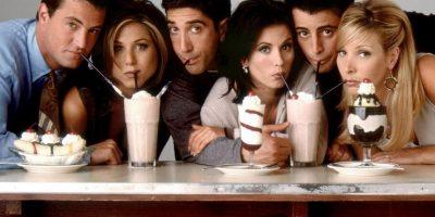 """Se cumplieron 20 años de """"Friends"""" Foto:NBC"""