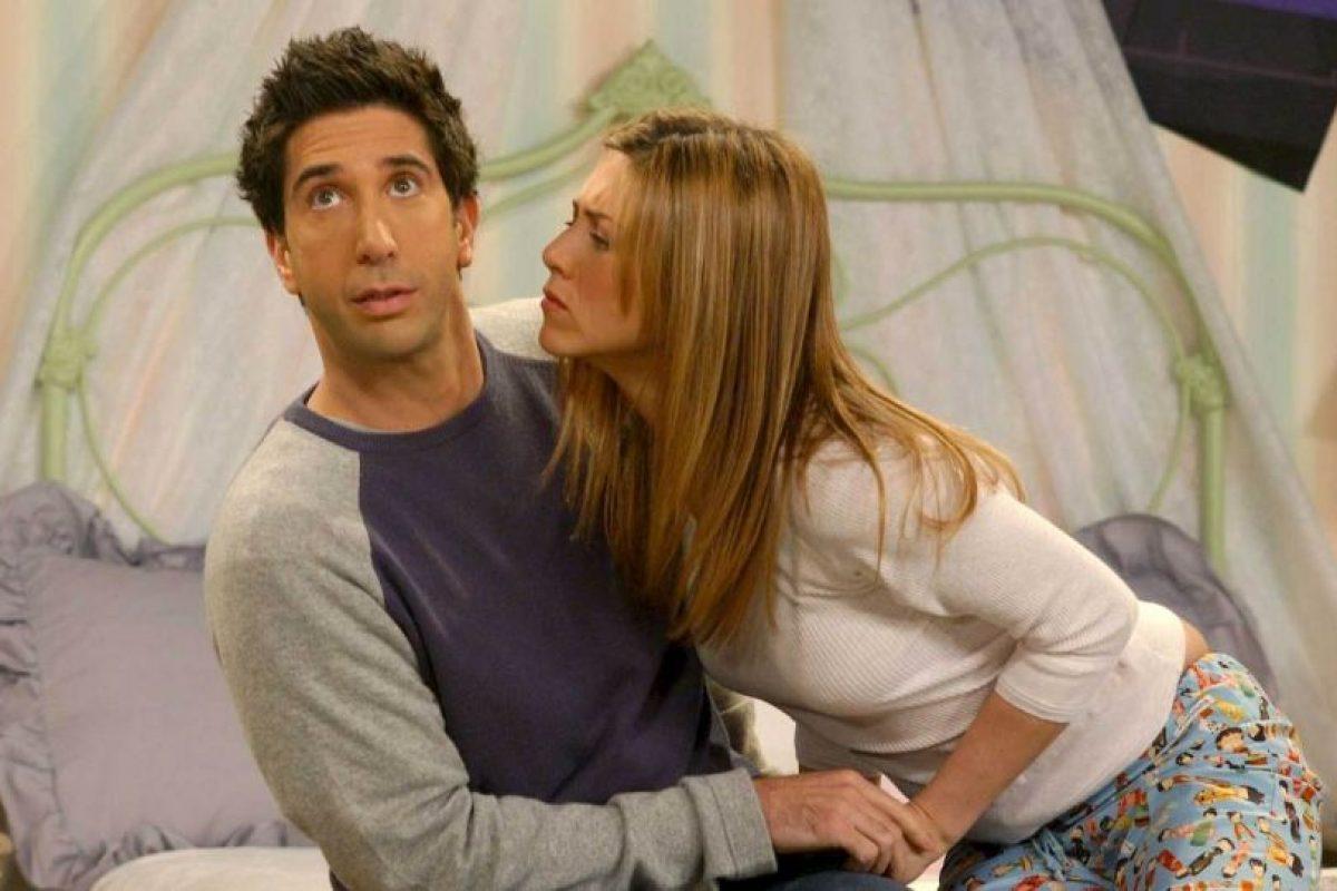 En una relación tirante con Ross Foto:NBC
