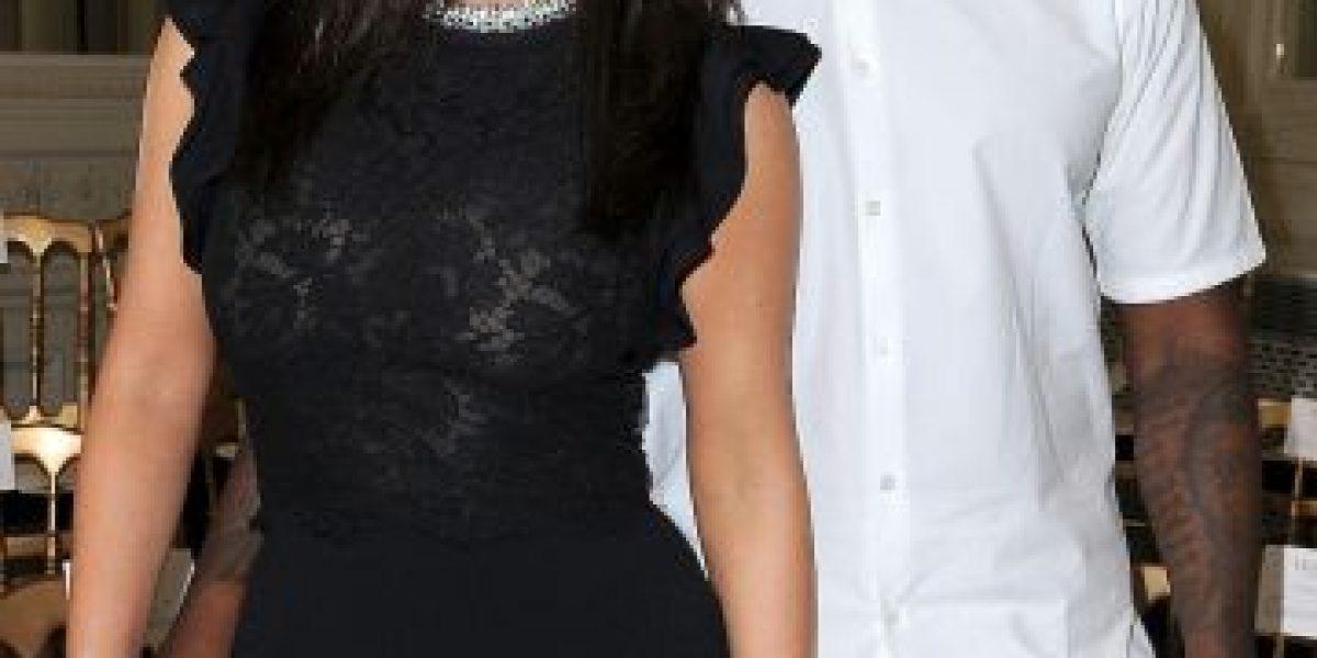 Con esta foto Kim Kardashian demuestra lo