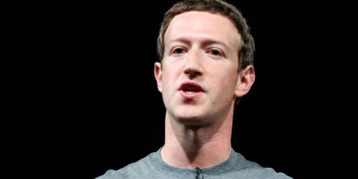 La imagen de Mark Zuckerberg que