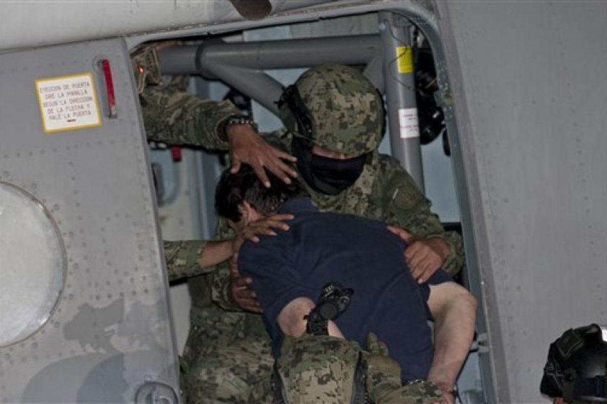 Se enfrenta a un tramite de extradición hacia Estados Unidos. Foto:AP
