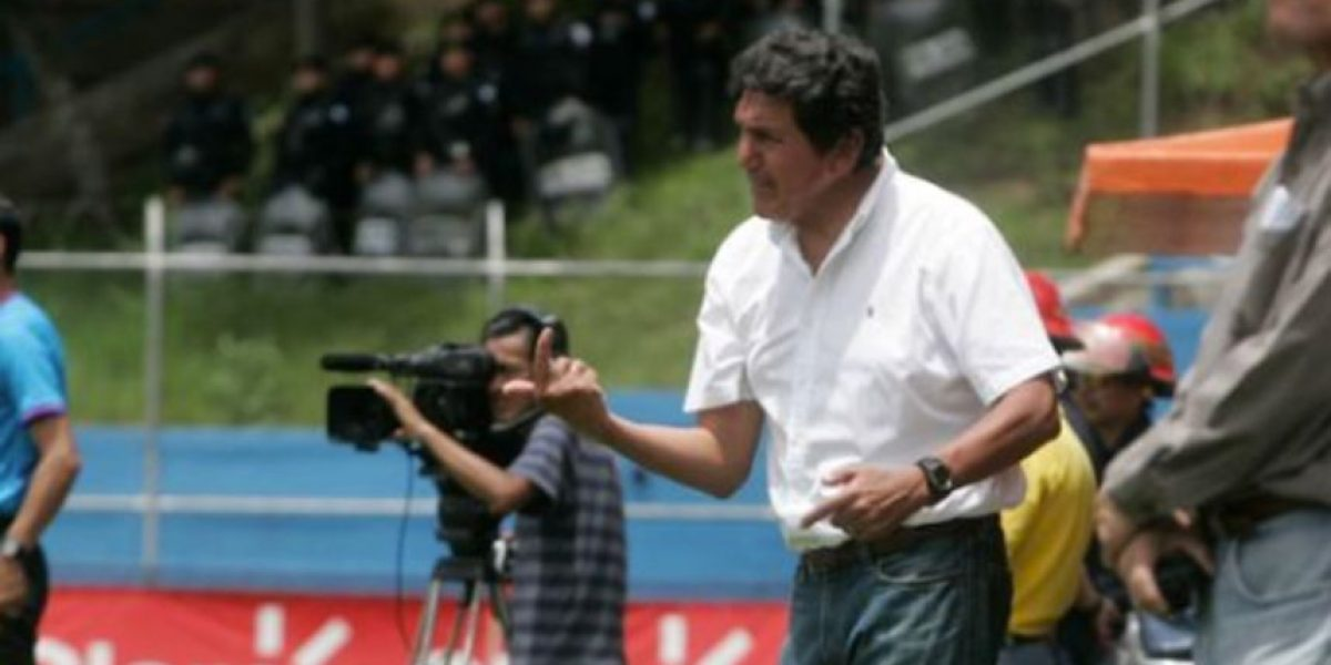 Francisco Melgar es dado de baja de Guastatoya