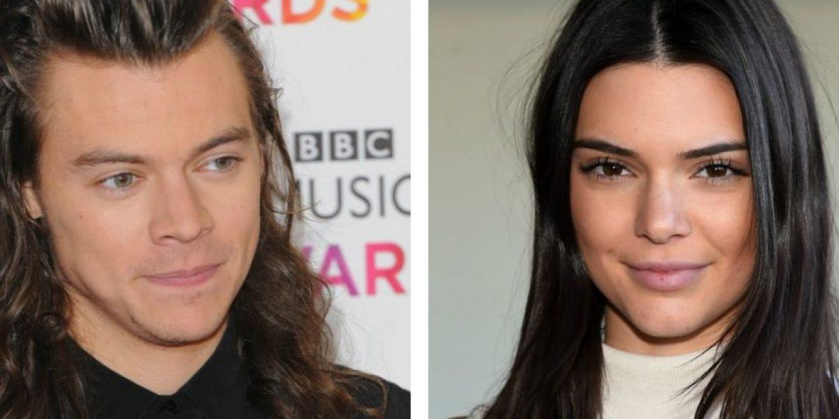 Kendall Jenner reveló vergonzoso secreto de Harry Styles