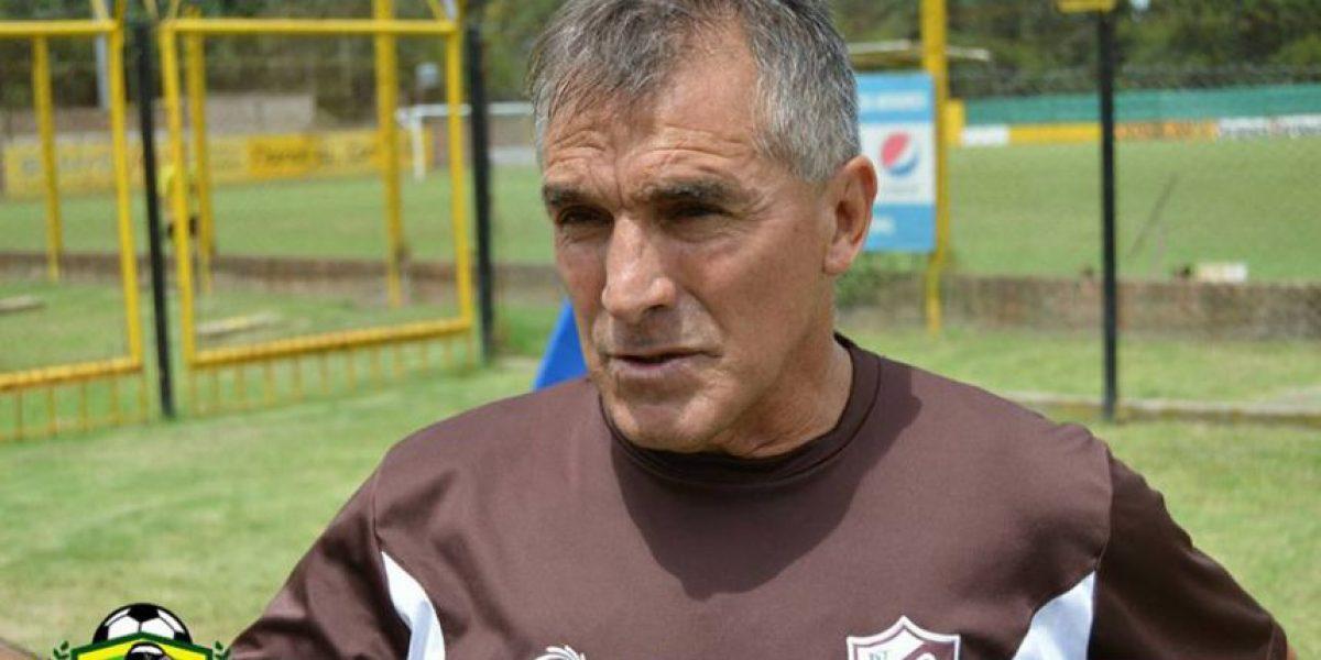 El argentino Raúl Roque Alfaro es el nuevo entrenador de Guastatoya