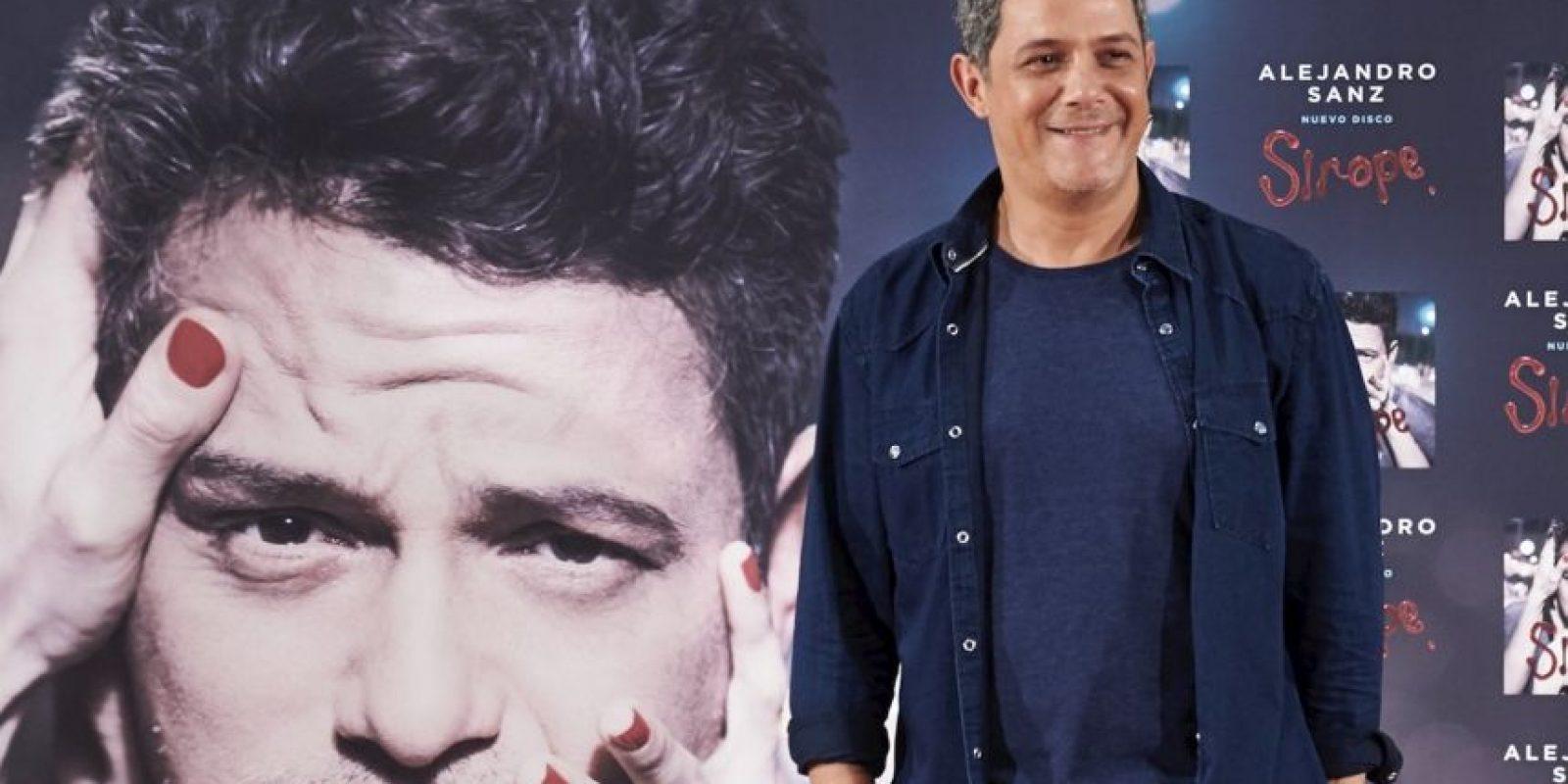 Con este show, el cantante terminó su gira por tierras mexicanas Foto:Getty Images