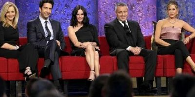 """Todo estaría perfecto en la reunión de """"Friends"""". Foto:vía NBC"""