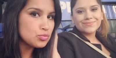 """Ambar Vidal: La guapa hermana del """"Rey Arturo"""" y sus impresionantes selfies"""