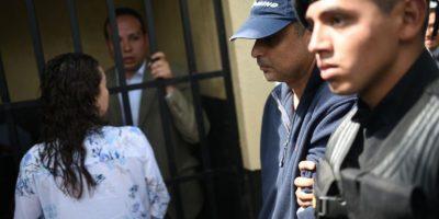 Mario Baldetti, hermano de la ex vicepresidenta Roxana Baldetti. Foto:Oliver de Ros
