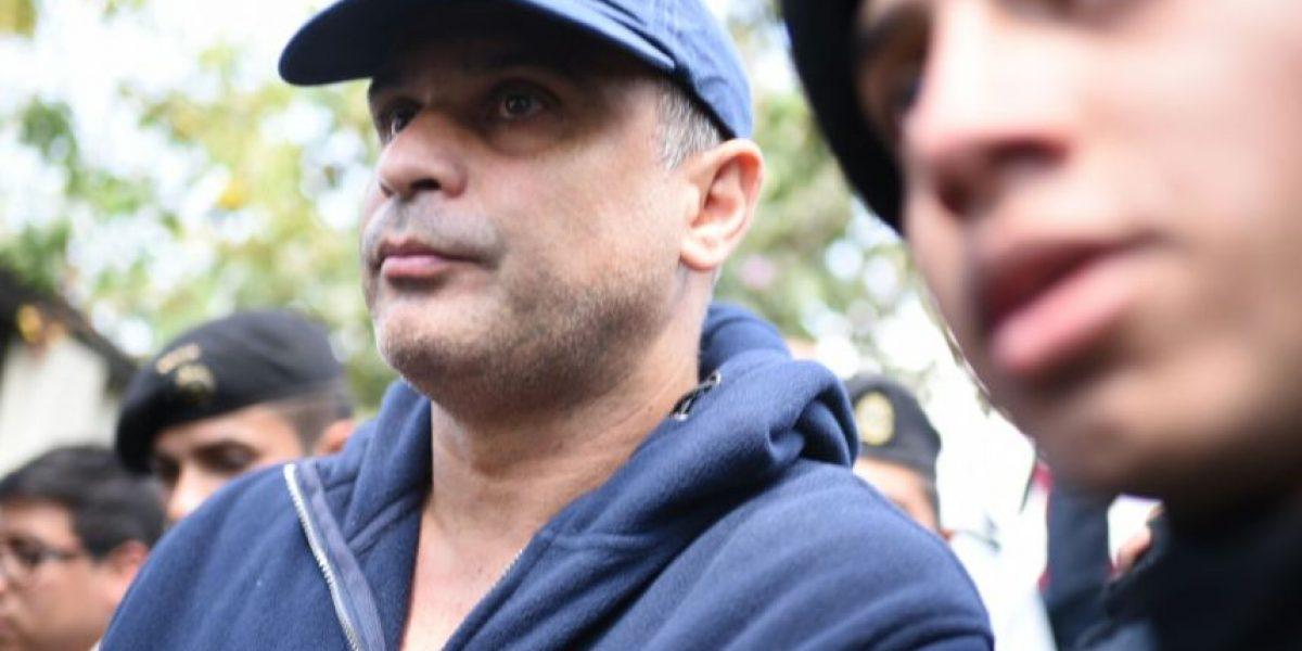 Hermano de ex vicepresidenta Roxana Baldetti es llevado al Juzgado y prefiere el silencio