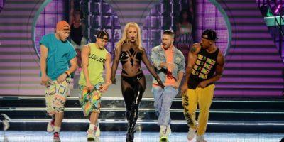 Britney Spears le pide a sus bailarines que no tengan sexo