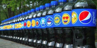 Nueva campaña de Pepsi con emojis 2016