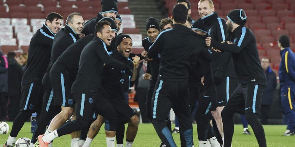 Previa del partido Arsenal vs Barcelona octavos de final de la Champions 2016